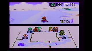 Super Mario Kart Complete VHSRIP GTV Mario the Video (JAP)