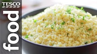 How to Cook Couscous  Tesco Food