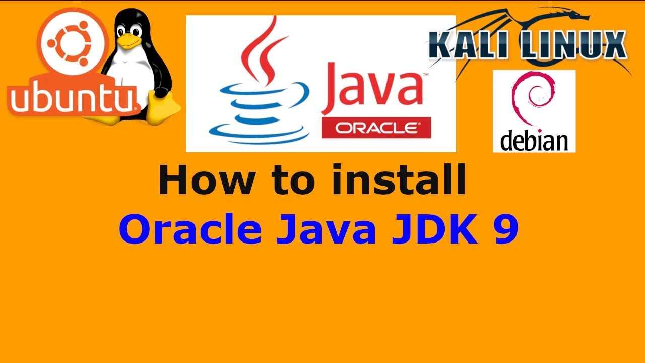 How to install Oracle Java JDK 9 on Ubuntu 19 04 18 04 LTS