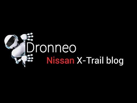 Nissan X Trail T31. Блог 3. Плановое ТО