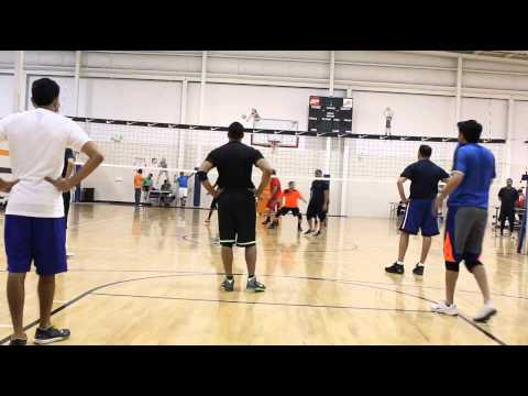 ATL Vs Dhamaka (chicago) At Indy Volleyball Tournament 2014