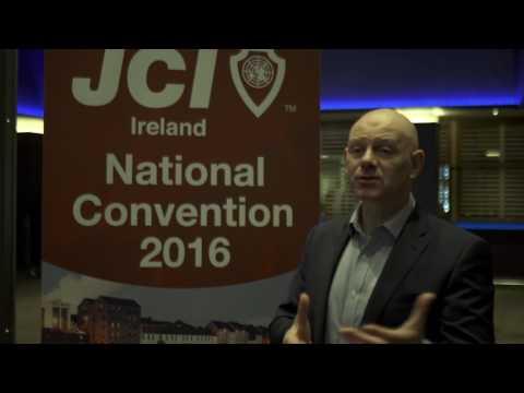 JCI Ireland Interviews - Eric Fitzpatrick