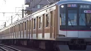 東急東横線5050系5162F菊名4号踏切通過