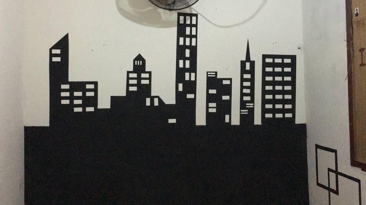730 Gambar Desain Kamar Gambar Kota Terbaik Unduh Gratis