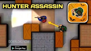 Hunter Assassin (by Ruby Game Studio) Android Gameplay Full HD