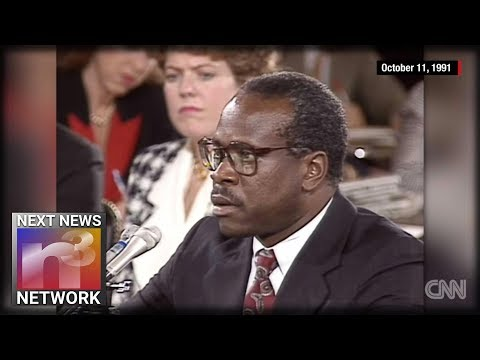 Here's How Clarence Thomas Responded To Allegations Against Him