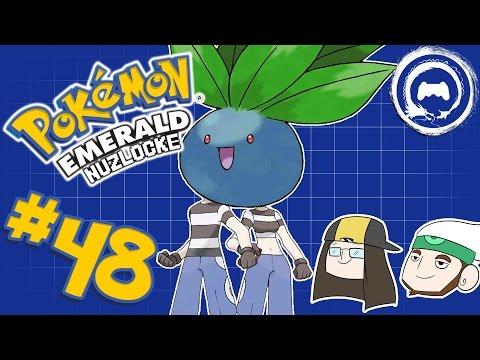 Pokemon Emerald NUZLOCKE Part 48 | TFS Plays
