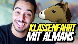 KLASSENFAHRT mit Almans | PFERD will Schüler BÄHBÄN