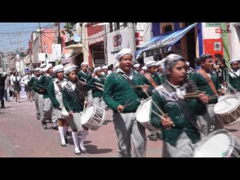 Bloque de secundarias, Desfile 16 de septiembre, Pénjamo