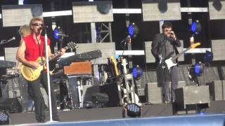 Download Bon Jovi - Rockin' All Over The World + That's What The Water Made Me (live Berne 30/06/2013) MP3 song and Music Video