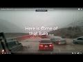 Rain in  California -- It Pours ... Man it Pours