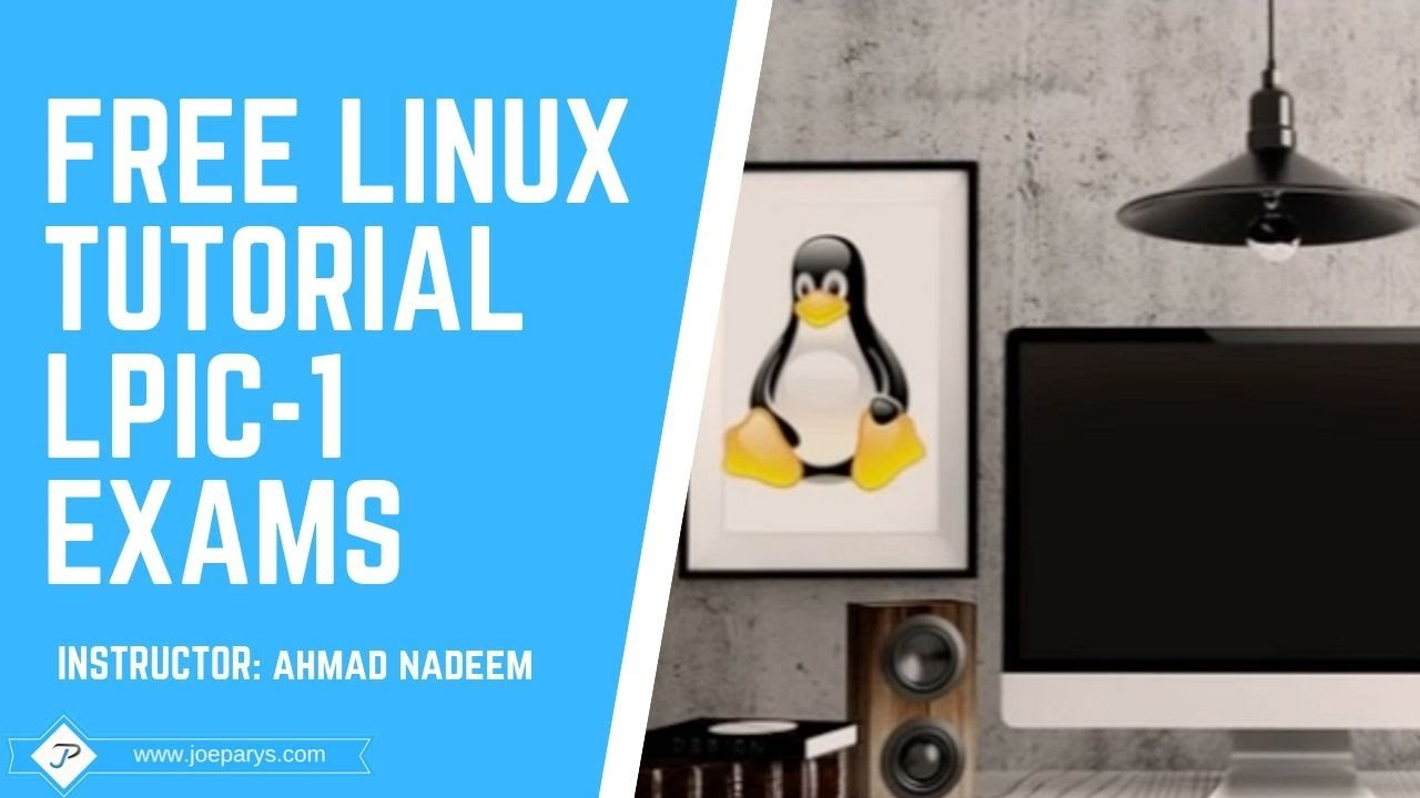 The Complete Linux LPIC-1 Certification Course Free Preview Exams 101-102