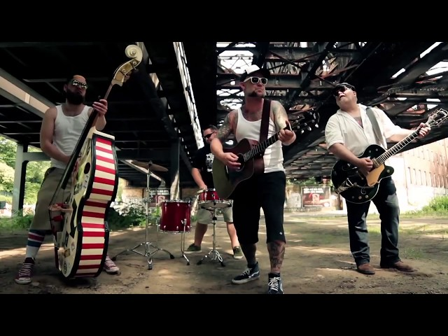 THE REBEL TELL BAND - Verdammt ich lieb dich (Offizielles Musikvideo)