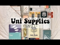 BACK TO UNI SUPPLIES HAUL // OFFICEWORKS #SPENDSMARTER