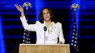 video: Kamala Harris has just made history - America is finally ready for a woman in the White House