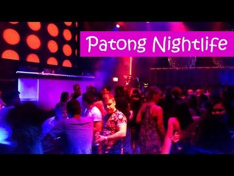 Patong Beach Nightlife: Bangla Road, Seduction Club, Molly Malones, Soi Royal Paradise