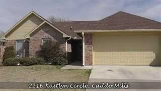 SOLD!  2216 Kaitlyn Cir  Caddo Mills TX - Mary Wise Realty