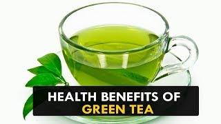 Health Benefits of  Green Tea  - Health Sutra