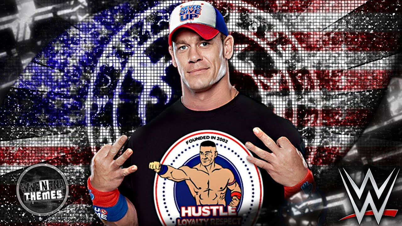 John Cena 6th Wwe Theme Song 2016 The Time Is Now Dl