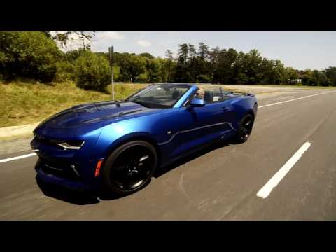 2016 Chevrolet Camaro RS Convertible Review