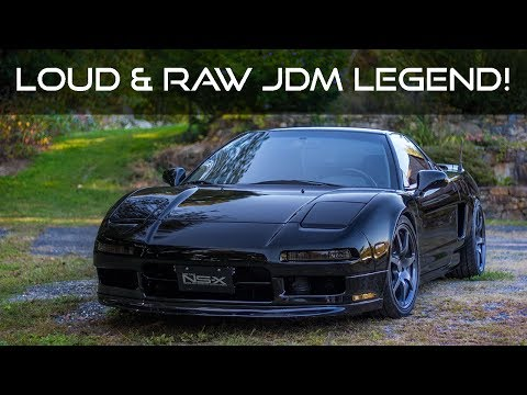 Modified Acura NSX Review | The Daily Driven Supercar