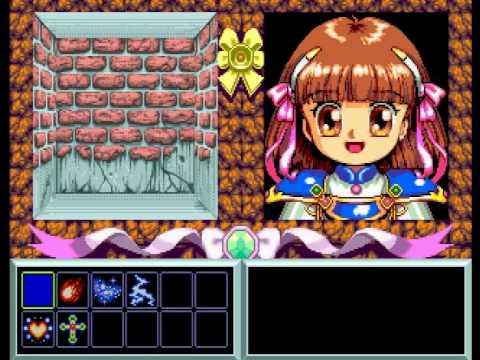 Madou Monogatari: Honou no Sotsuenji (PC Engine) - Gameplay
