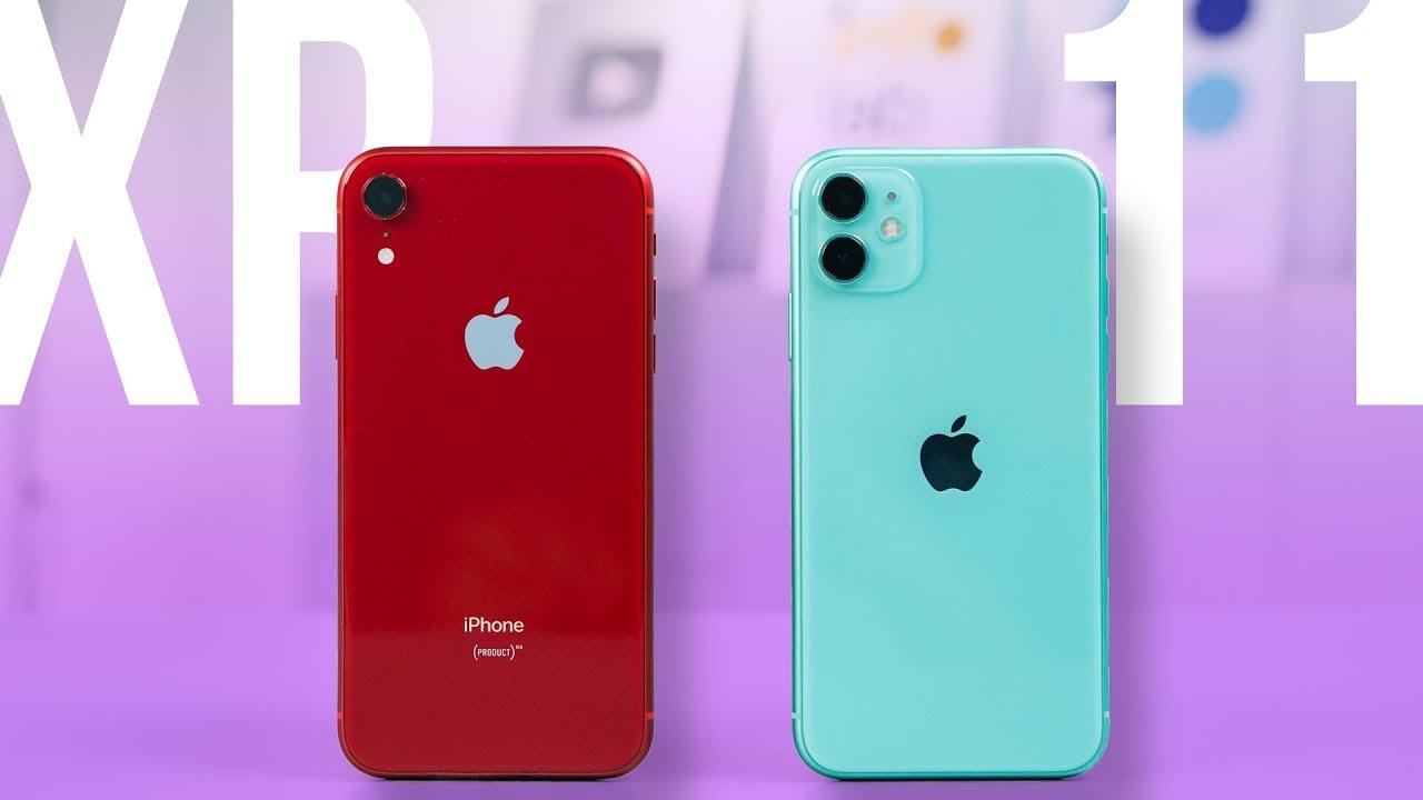 iPhone 11 vs XR: nâng cấp LỚN hay chỉ BÌNH MỚI RƯỢU CŨ?