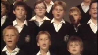 Немецкие мальчики хор 3