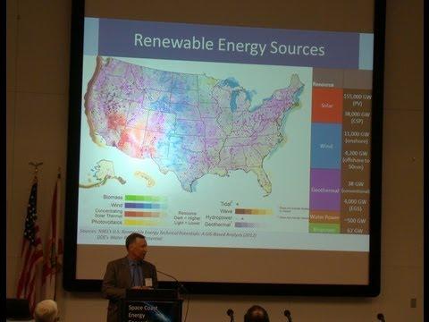 Keynote by Gilbert Sperling, Sr. Advisor US Dept. of Energy