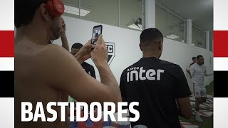 BASTIDORES: SÃO PAULO 2x0 CHAPECOENSE | SPFCTV