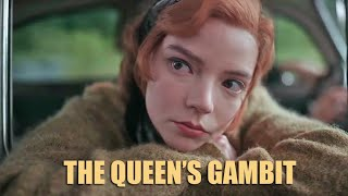 Herman's Hermits - End of The World (Lyric video) • The Queen's Gambit | S1 Soundtrack