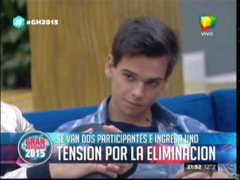"""""""Gran hermano 2015"""": Eloy y Matías no se soportan y se nota"""