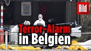 Attentäter erschießt zwei Polizisten mit Dienstwaffen