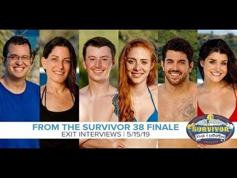 Survivor Edge of Extinction Finale Interviews – Winner, Final 6 & More