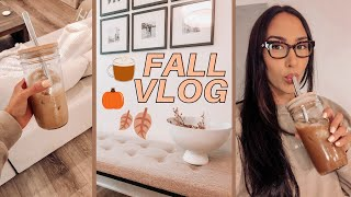 FALL SHOP WITH ME & HOME DECOR HAUL!