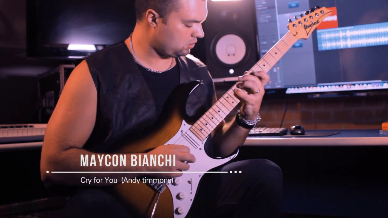 Download ANDY TIMMONS CRY FOR YOU BY MAYCON BIANCHI