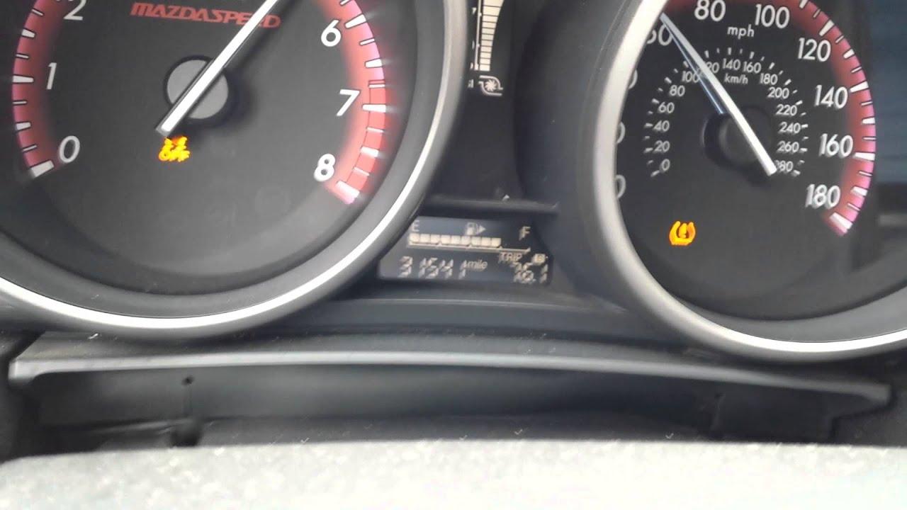 Stock 2010 Mazda 3 Mazdaspeed 3 1/4 mile Drag Racing timeslip ...