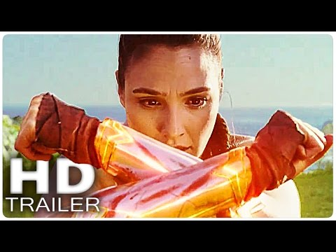 WONDER WOMAN Final Trailer 3 (2017)