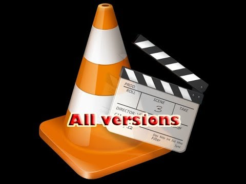 Vlc :how To Download All Old Version Of Vlc From The Official Website