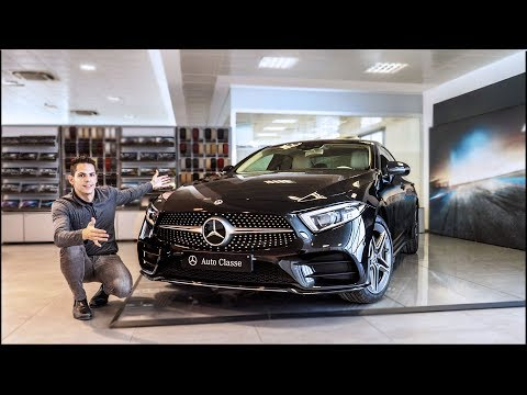 MERCEDES CLS 2018  Review en Español  Supercars of mike