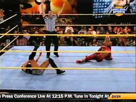 FCW Divas Championship Tournament Finals (naomi Knight vs Serena)