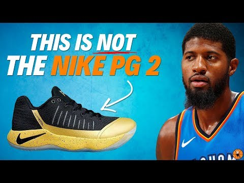 c64171b10755 This Is NOT The Nike PG 2 Paul George PG 2 Leak