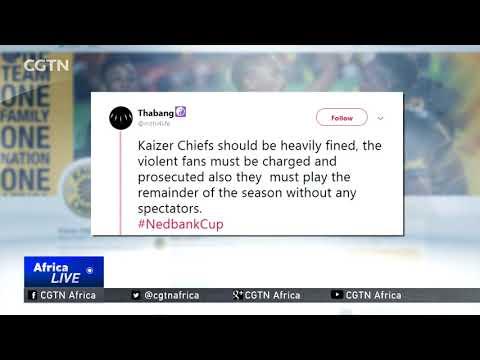 Social media users condemn Durban violence