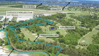 Willoughby Creek Stormwater Treatment Area