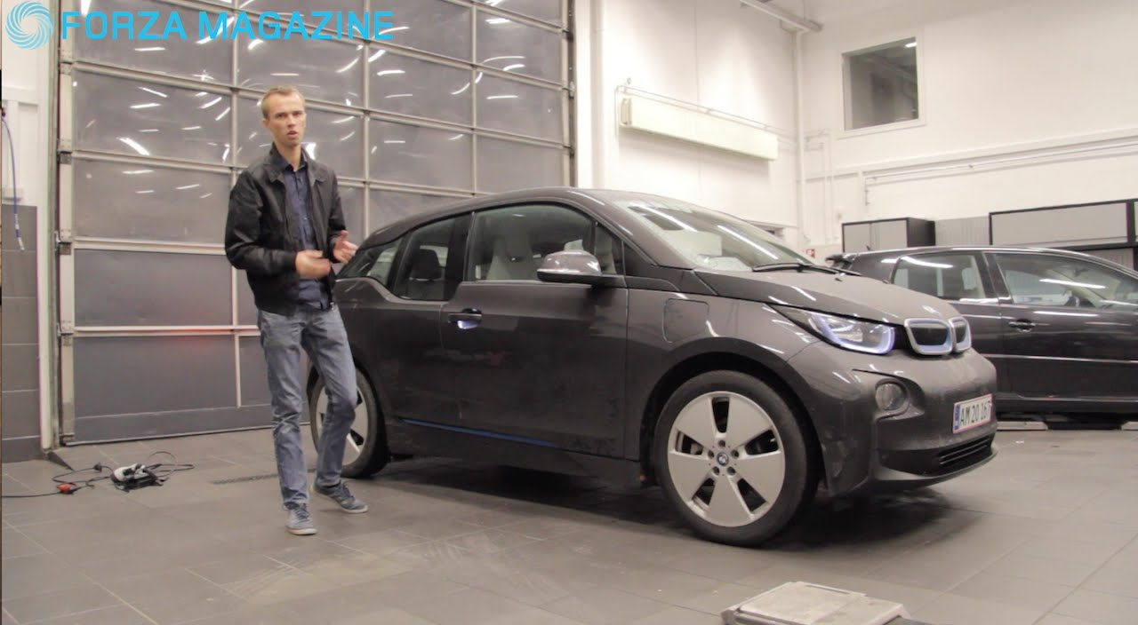 Bmw I3 Rex Innovativ Plug In Hybrid