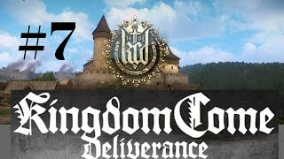 Kingdom Come Deliverance #7 Niespodziewana pomoc