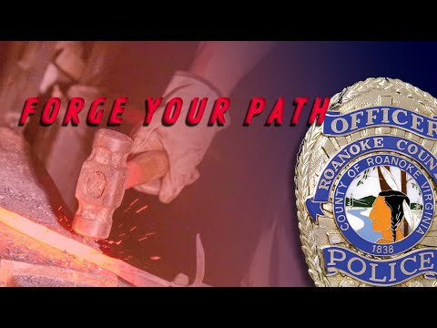 Roanoke County Police Recruitment 2018