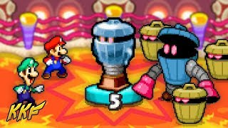 The Gauntlet Class 5 (vs Junker X)  - Mario & Luigi: Bowser