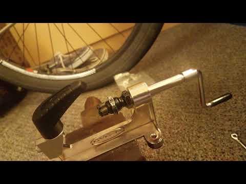 Wheel Upgrade Part 2, Motorized Bike