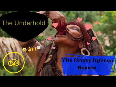 The Green Inferno | Cannibal Horror movie review and analysis | Streaming on HBO currently